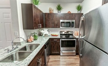 Kitchen at Listing #140760