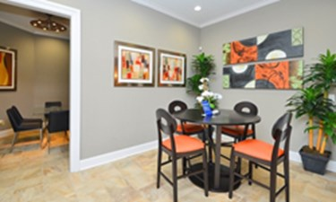 Clubhouse at Listing #139974