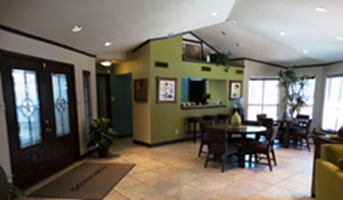 Clubhouse at Listing #136178
