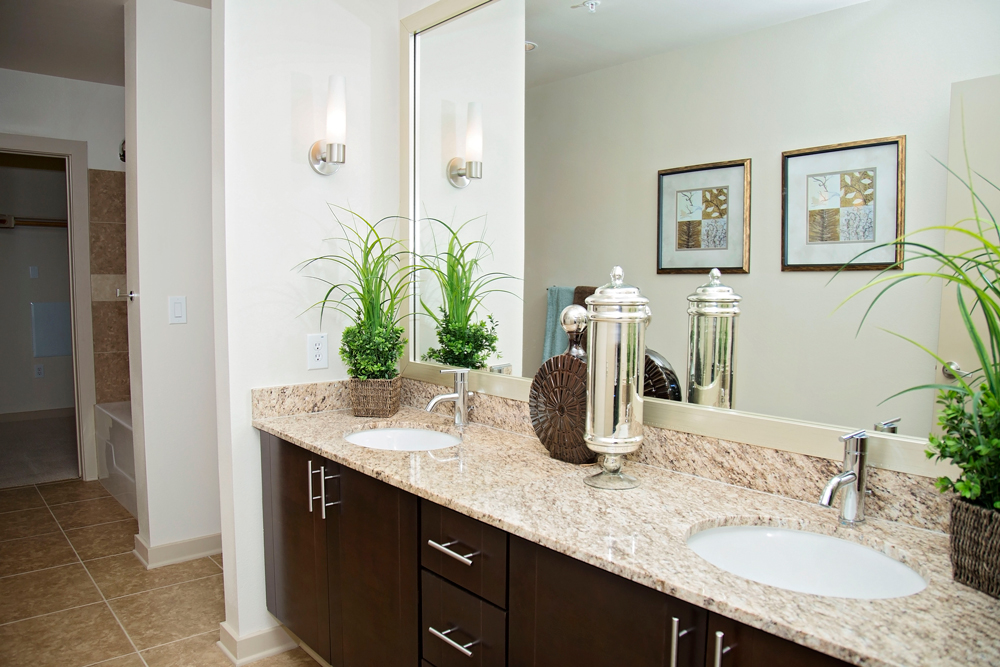 Bathroom at Listing #136565