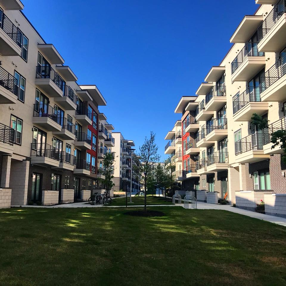 Courtyard at Listing #277946