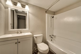 Bathroom at Listing #137933