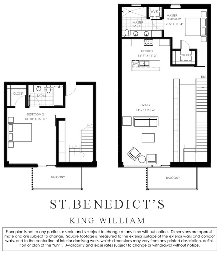 1,756 sq. ft. floor plan