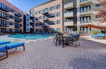 Pool at Listing #147860