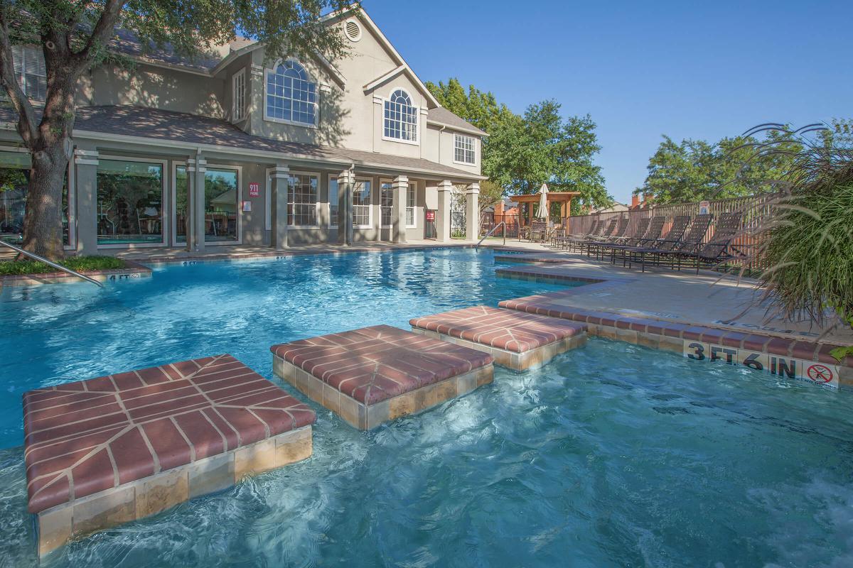 Pool at Listing #137611
