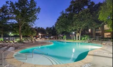 Pool at Listing #139093