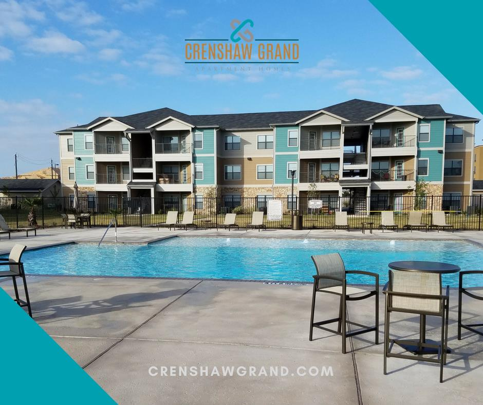 Crenshaw Grand Apartments Pasadena TX