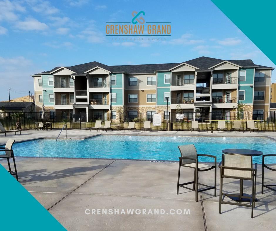 Crenshaw Grand Apartments Pasadena, TX