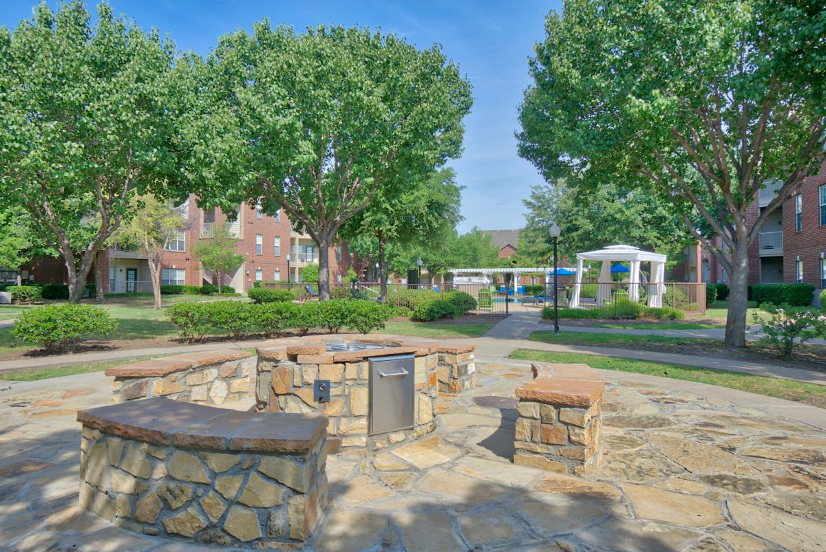 Fire Pit at Listing #137904
