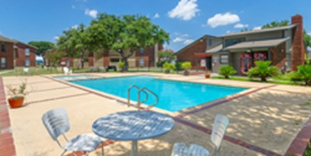 Pool at Listing #141138