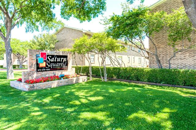 Saturn Square Apartments Garland TX