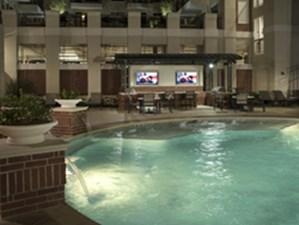 Pool at Listing #245815