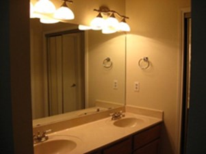 Bathroom at Listing #140636
