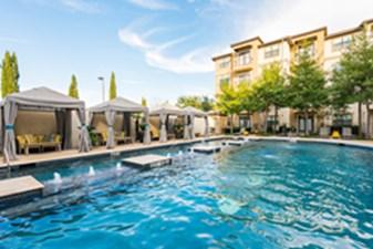 Pool at Listing #145103