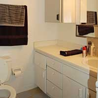 Bathroom at Listing #140170