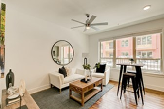 Living/Dining at Listing #289234