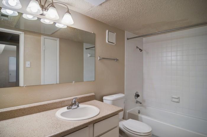 Bathroom at Listing #137185