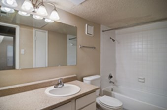 Bathroom at Listing #137185
