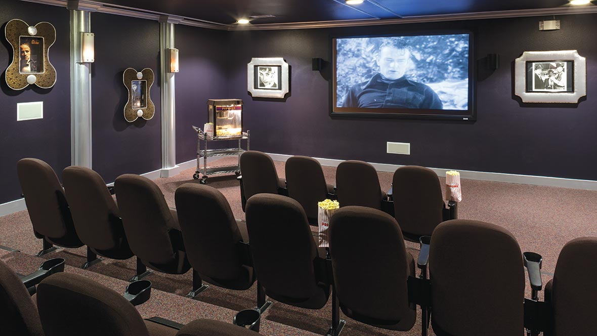 Theater at Listing #283124