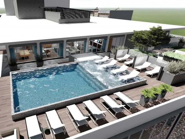 Pool at Listing #276417