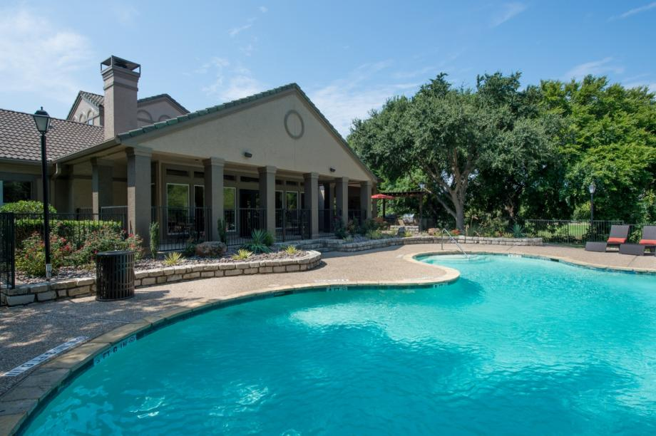 Pool at Listing #137567