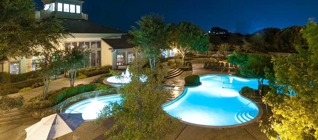 Pool at Listing #138046
