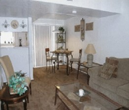 Living Area at Listing #136591