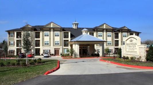Magnolia Trails Apartments Magnolia TX