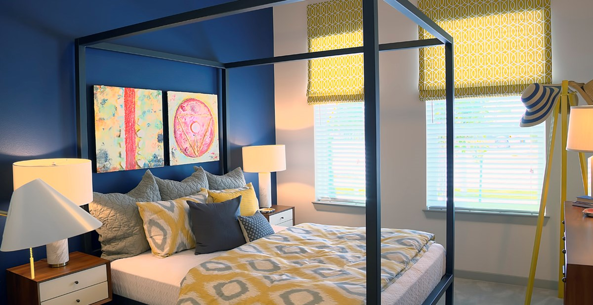 Bedroom at Listing #236627