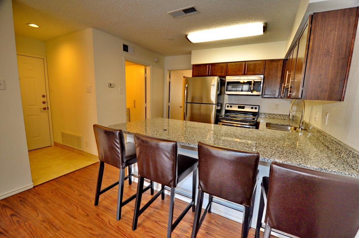 Kitchen at Listing #135839