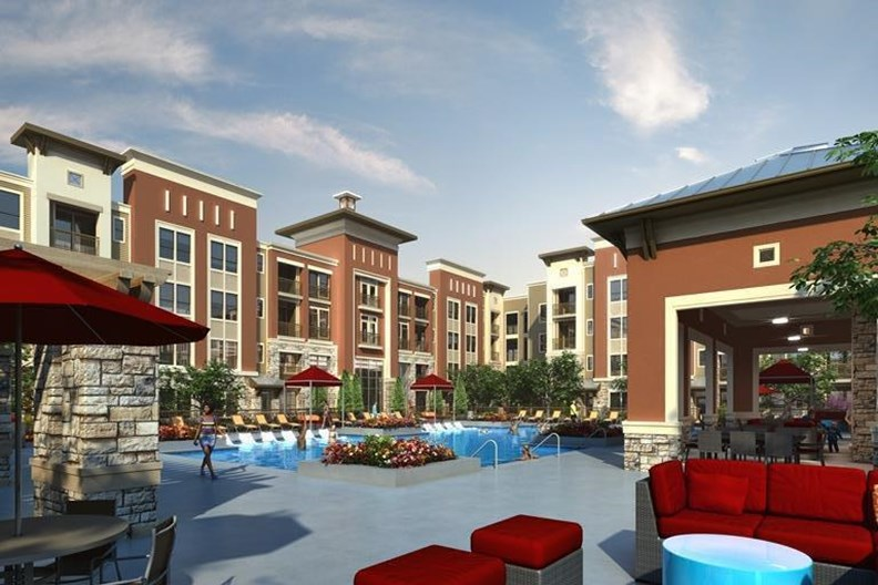 Dolce Living Twin Creeks I Apartments