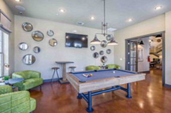 Gameroom at Listing #289169