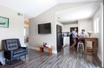 Dining/Kitchen at Listing #238717