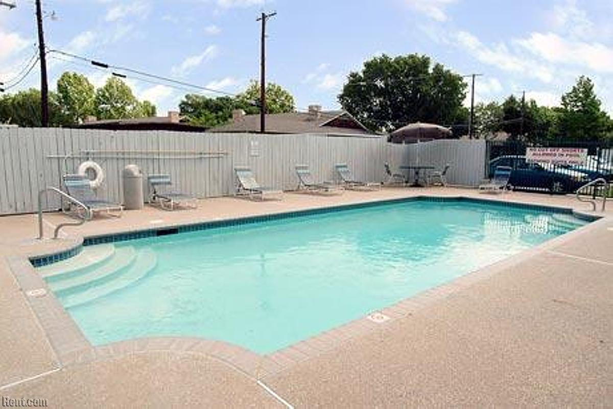 Pool at Listing #256143