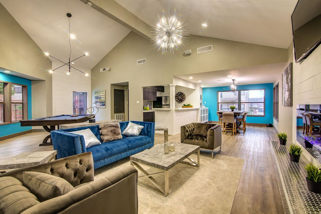 Clubhouse at Listing #135915