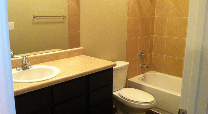 Bathroom at Listing #255667