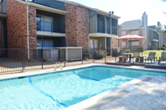 Pool at Listing #135830