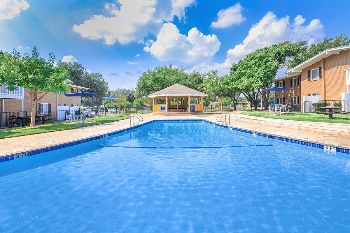 Pool at Listing #136483