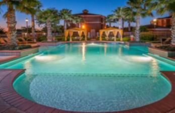 Pool at Listing #147756