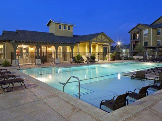 Pool at Listing #151533
