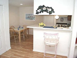 Dining/Kitchen at Listing #138850