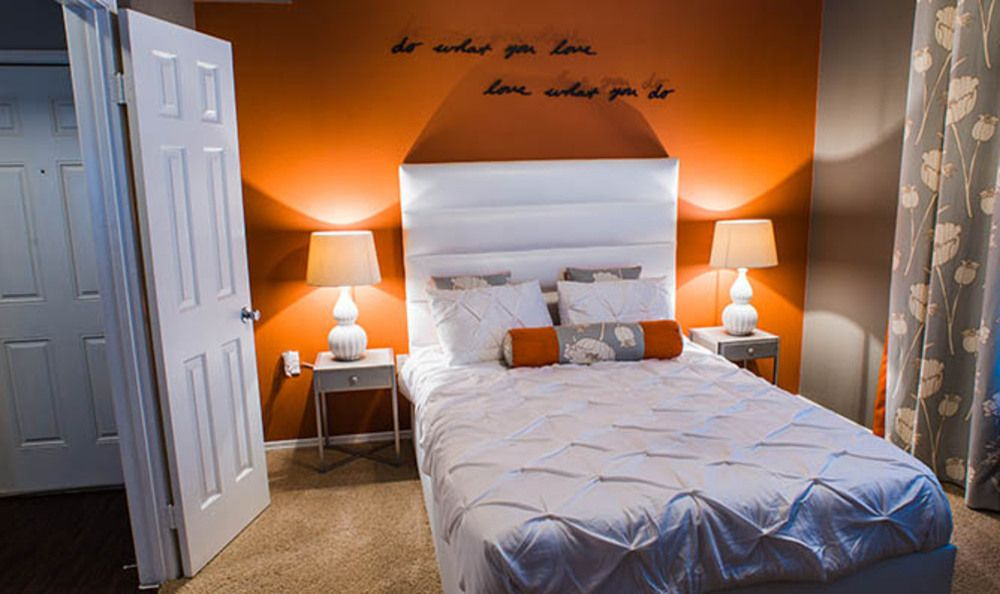 Bedroom at Listing #137615