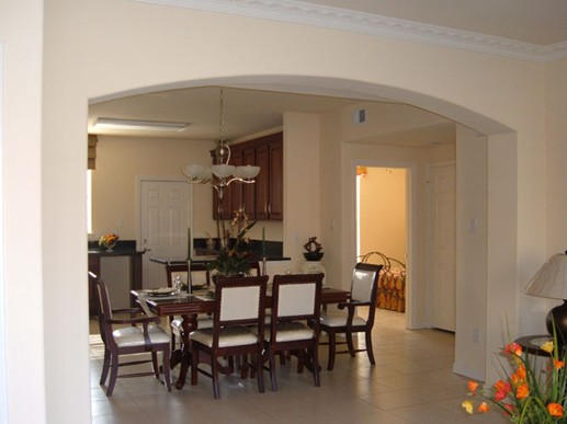 Dining at Listing #144663