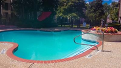 Pool at Listing #136093