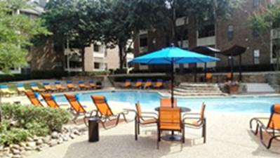 Pool at Listing #136996