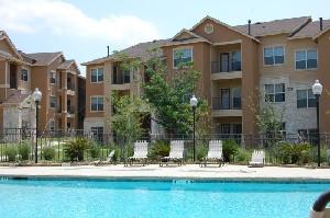 Pool Area at Listing #145759