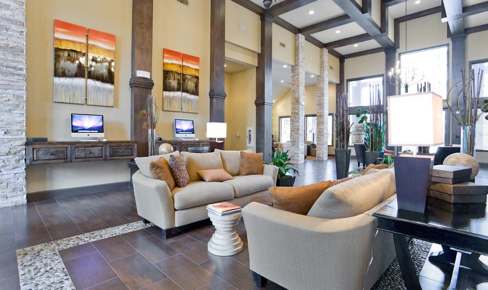 Clubhouse at Listing #147843