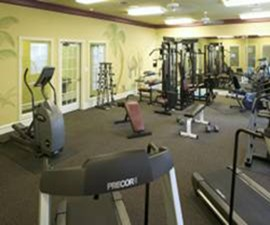 Fitness Center at Listing #139617