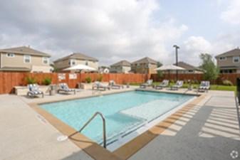 Pool at Listing #286675