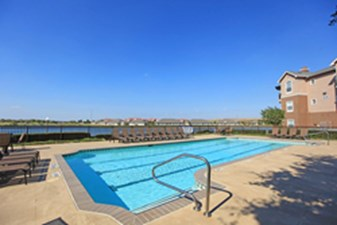 Pool at Listing #137722